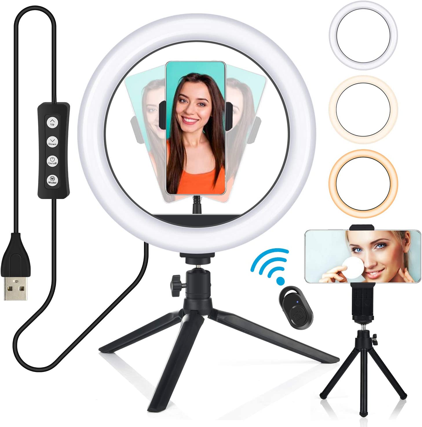Amazon Promo Code for 10 Inch Ring Light