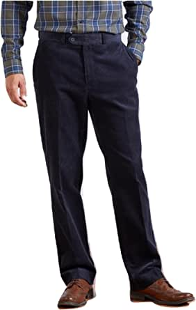 Pantalones clásicos de cordón para hombre [32