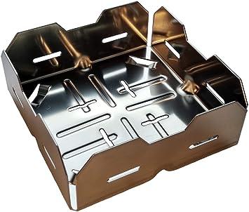Chimenea de anzünd cesta: El turbo de pellet cesta para su chimenea Horno. encender