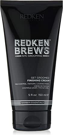Redken Brews Finishing Cream for Men, 150ml
