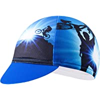20c9d39d15fab Weimostar Polyester Men's Cycling Cap Breathable Sun Proof Helmet Liner Hat
