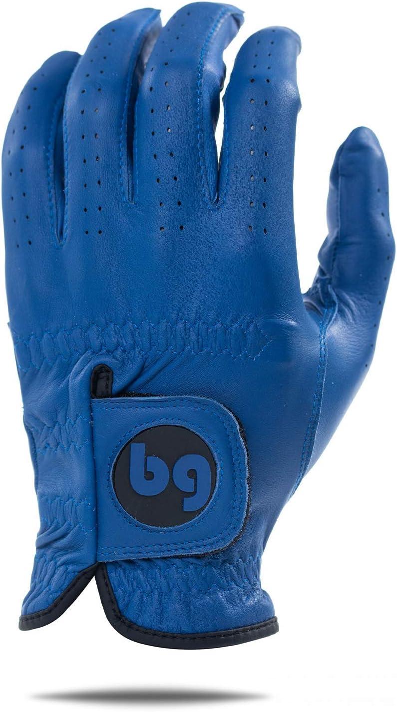 Blue Elite Tour Golf Glove
