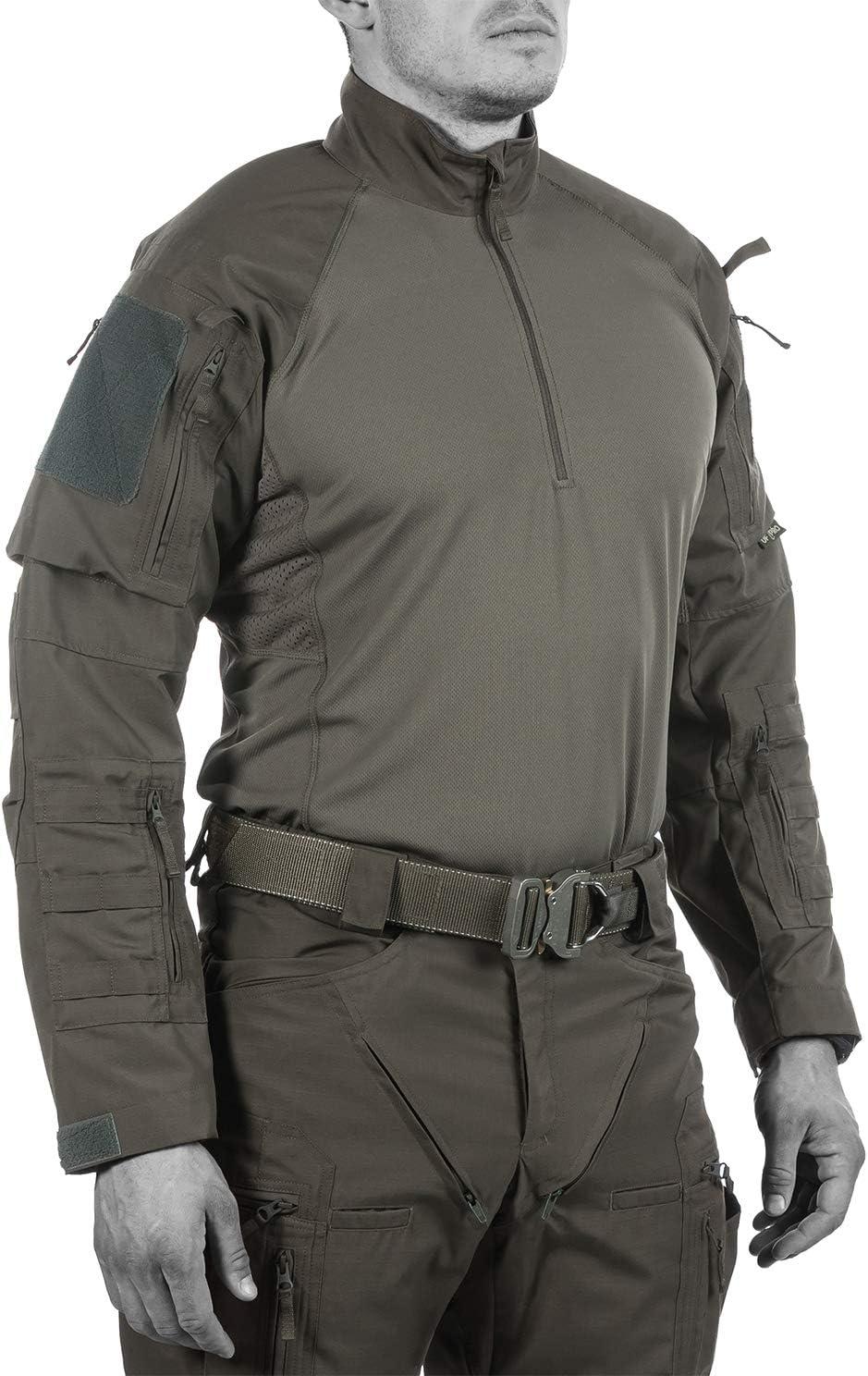 Camiseta de Combate Striker XT de UF Pro, Gen. 2 (talla M, color verde oliva)
