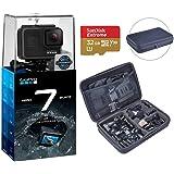 GoPro HERO7 Black Bundle Froggi Extreme Sport Kit 32GB Memory Card