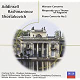 Rhapsody Theme Paganini / Piano Cto 2 - Eloquence