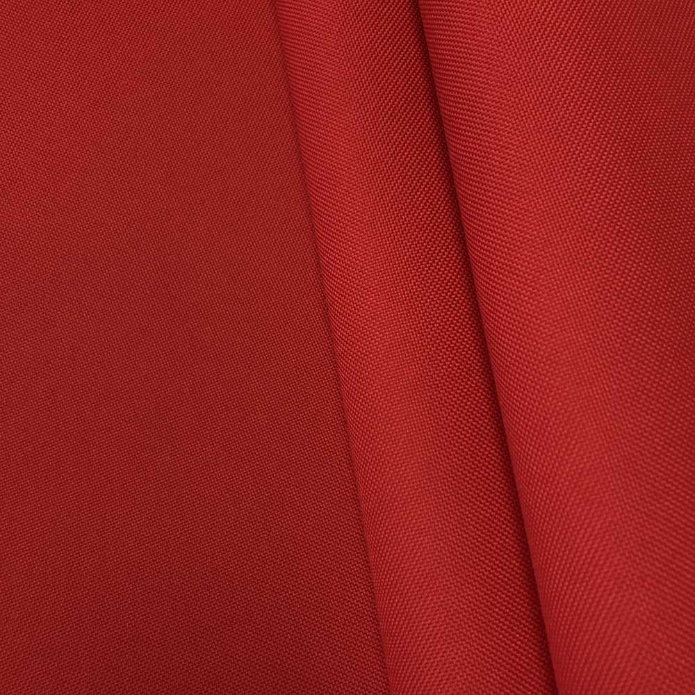 Ottertex Canvas Fabric Waterproof Outdoor 60'' wide 600 Denier 15 Colors sold by the yard (10 YARD, Red)