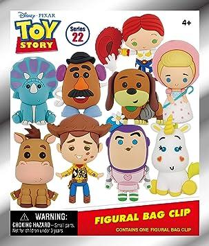 Toy Story Series 22 Llavero con Figura de Vinilo (1 Random ...