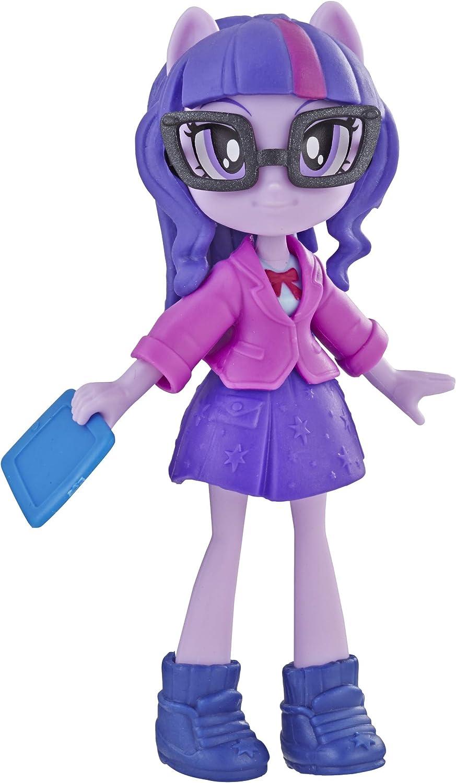 "My Little Pony Equestria Girls Fashion Squad Twilight Sparkle 3/"" Mini Doll"