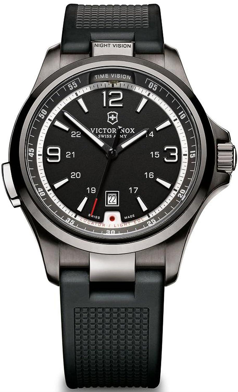 Reloj hombre VICTORINOX NIGHT VISION V241596: Victorinox: Amazon.es: Relojes