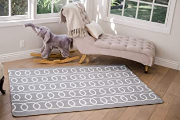 Amazon Com Lollaland Premium Stylish Foam Floor Mat Cushioned