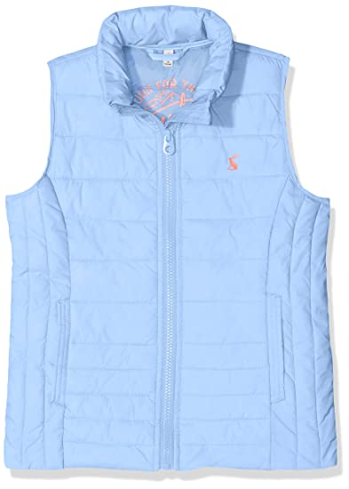 7fc9579dd0 Joules Girl s Croft Gilet  Amazon.co.uk  Clothing
