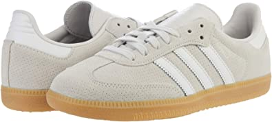 semiconductor Raza humana Posicionar  Amazon.com: adidas Samba OG - Zapatillas para mujer, color gris/gris/blanco  cristalino b44698: Shoes