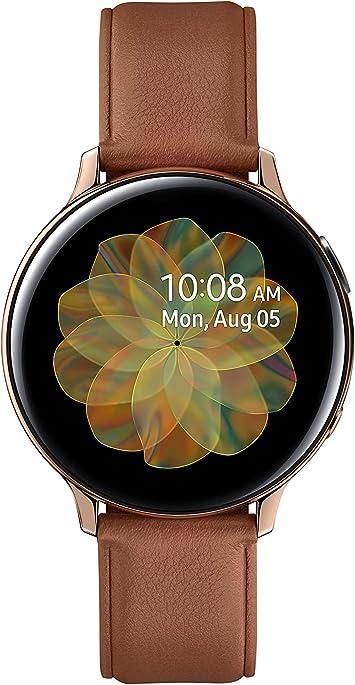Samsung Galaxy Watch Active2 - Smartwatch, Bluetooth, Dorado, 44 ...