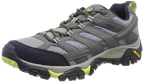 Merrell Moab 2 GTX, Zapatillas de Senderismo para Mujer: Amazon.es: Zapatos y complementos