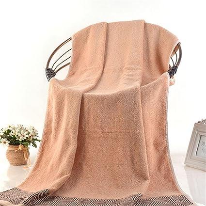 400 gramos algodón toalla de baño - peso pesado y absorbente y cómodo y suave baño