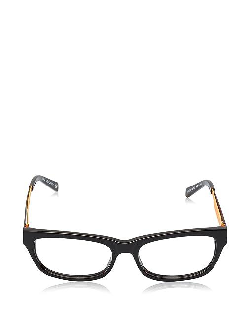 D Squared Montatura DQ5095-001-54 (54 mm) Nero/Arancione 0WzK5a0