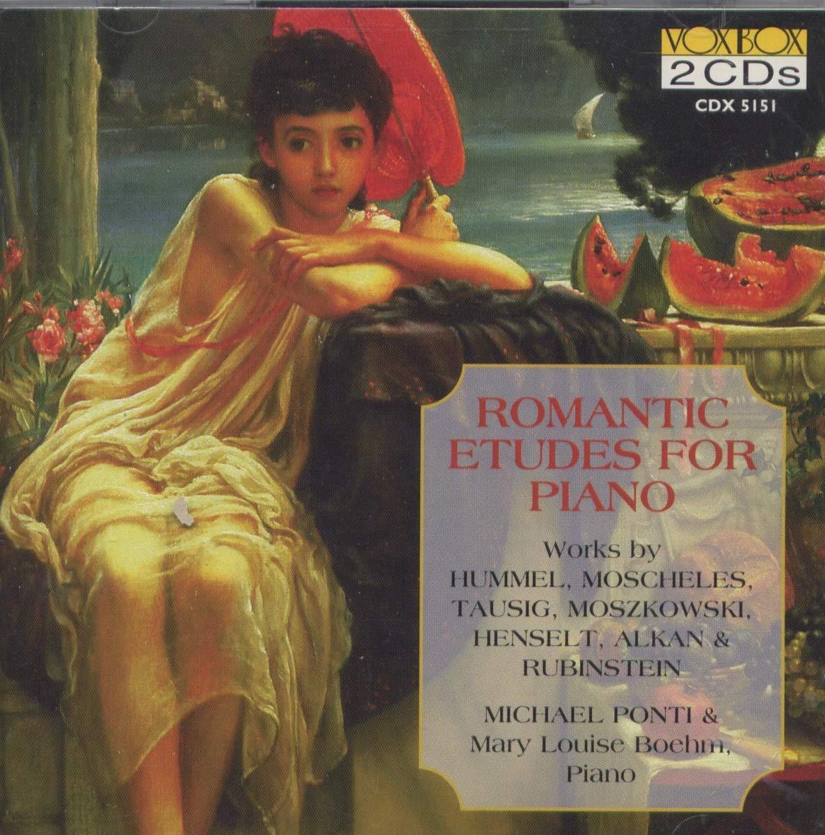 Romantic Etudes For Various Piano lowest price Kansas City Mall