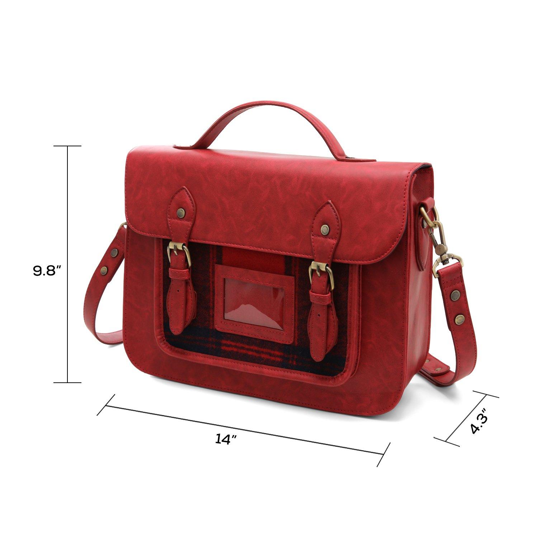 Travel Purple Butterflies Striped 15.6 Inch Tote Bag Laptop Messenger Shoulder Bag Laptop Sleeve Great to Work Laptop Bag Briefcase Shoulder Bag