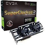 EVGA GeForce GTX 1070 SC2 GAMING, 8GB GDDR5, iCX Technology - 9 Cattori termici & RGB LED G/P/M, Ventola asincrona,Design ottimizzato del flusso d'aria Scheda Grafica 08G-P4-6573-KR