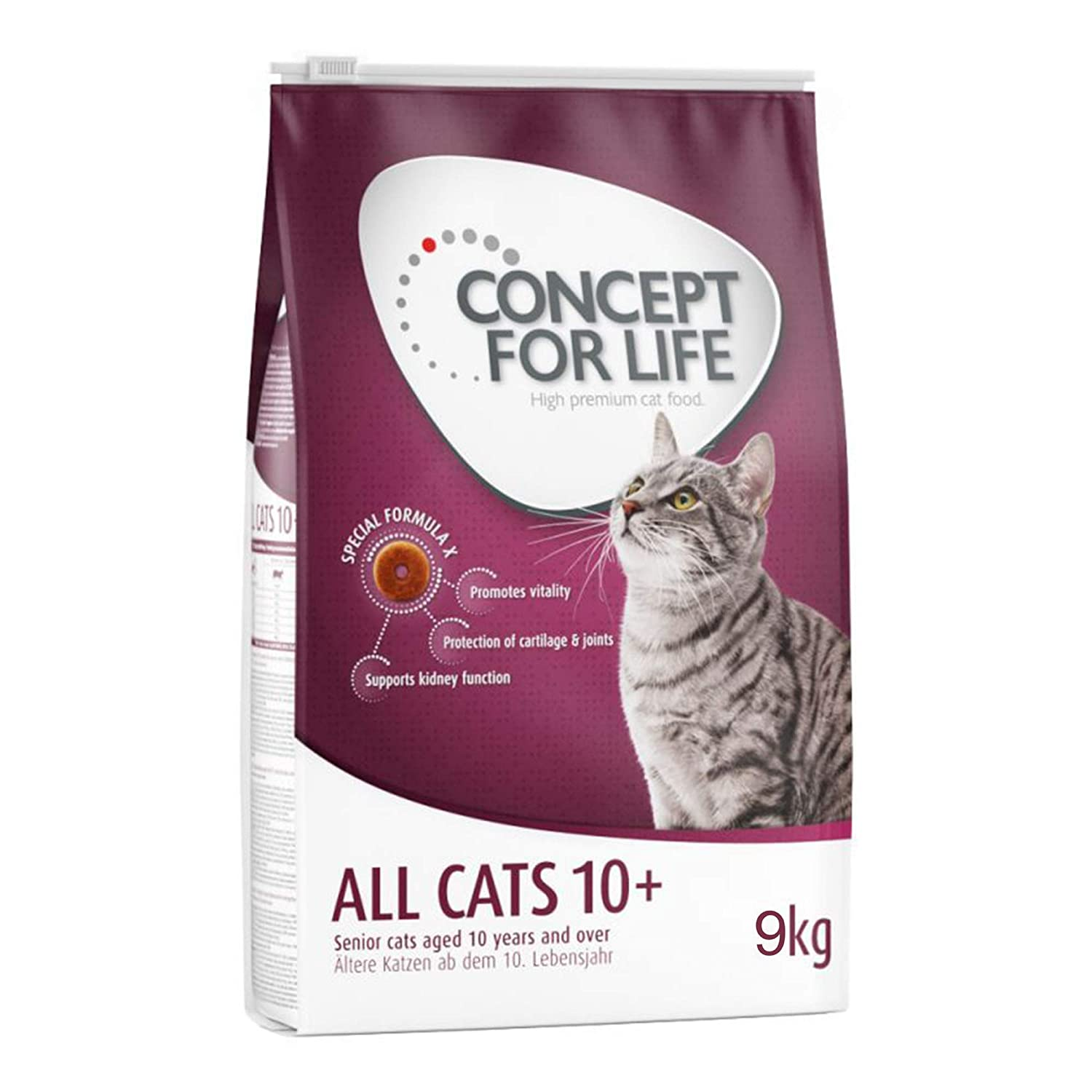 Concept for Life All Cats 10+ 9kg