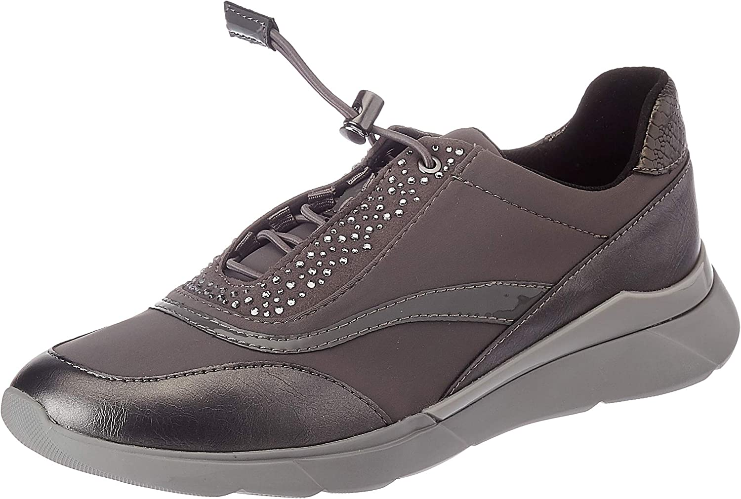 Geox D Hiver C, Sneaker Mujer