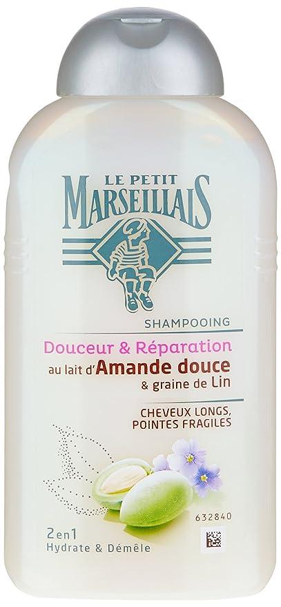 Le Petit Mars illais Champú con Faston y almendra Leche pelo largo brüchiges 250 ml
