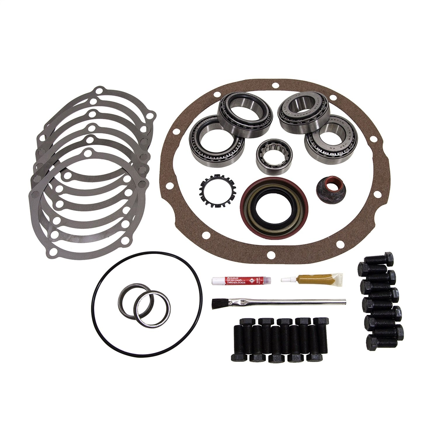 USA Standard Gear (ZK F9-A) Master Overhaul Kit for Ford 9'' LM102910 Differential