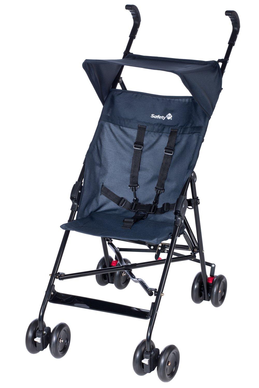 Safety st Peps Silla de paseo compacta y ligera con capota color azul