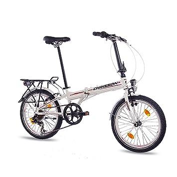 50,8 cm pulgadas bicicleta plegable cityfolder ALU bicicleta CHRISSON fold Rider 1,0