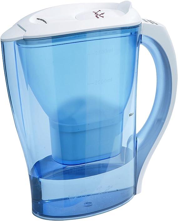 Jata Hogar Jarra PURIFICADORA DE Agua JH01, Acero, Azul ...