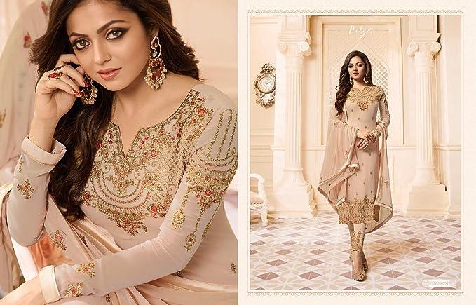 Indian Fashion Curidar Salwar Kameez for Women