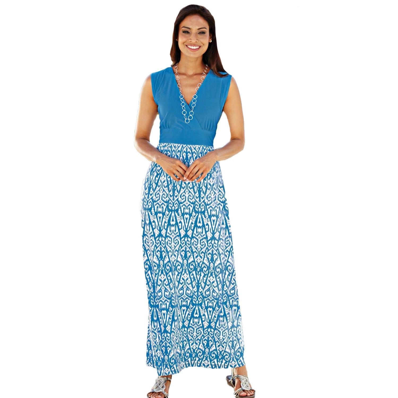 Blair Women's Petite Maxi Dress