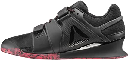 d1b204a3882c07 Amazon.com  Reebok Legacy Lifter Mens Weightlifting Shoes - Black ...