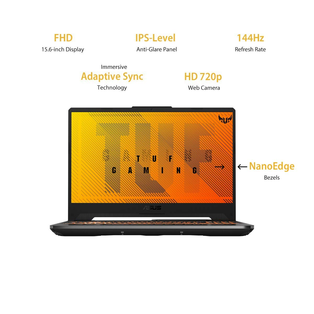 ASUS TUF Gaming A15 Laptop