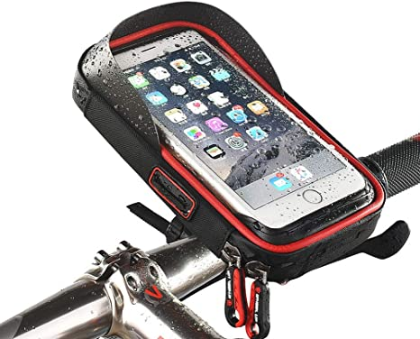 Soporte Bolsa Movil Bicicleta,Ajustable Soporte Movil Micicleta ...