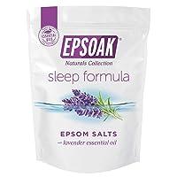 Epsoak Everyday Epsom Salt - 2 lbs. Lavender Sleep Formula