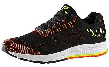 PRO TOUCH Run-Schuh OZ 2.0 Jr, schwarz/gelb,35