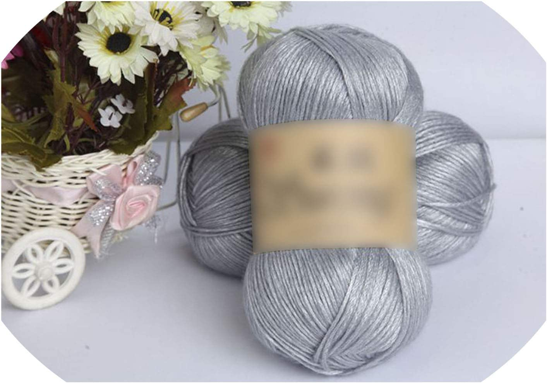 100g//Ball Hand Knitting Yarn Crochet Needlework Thick Wool For Scarf Sweater