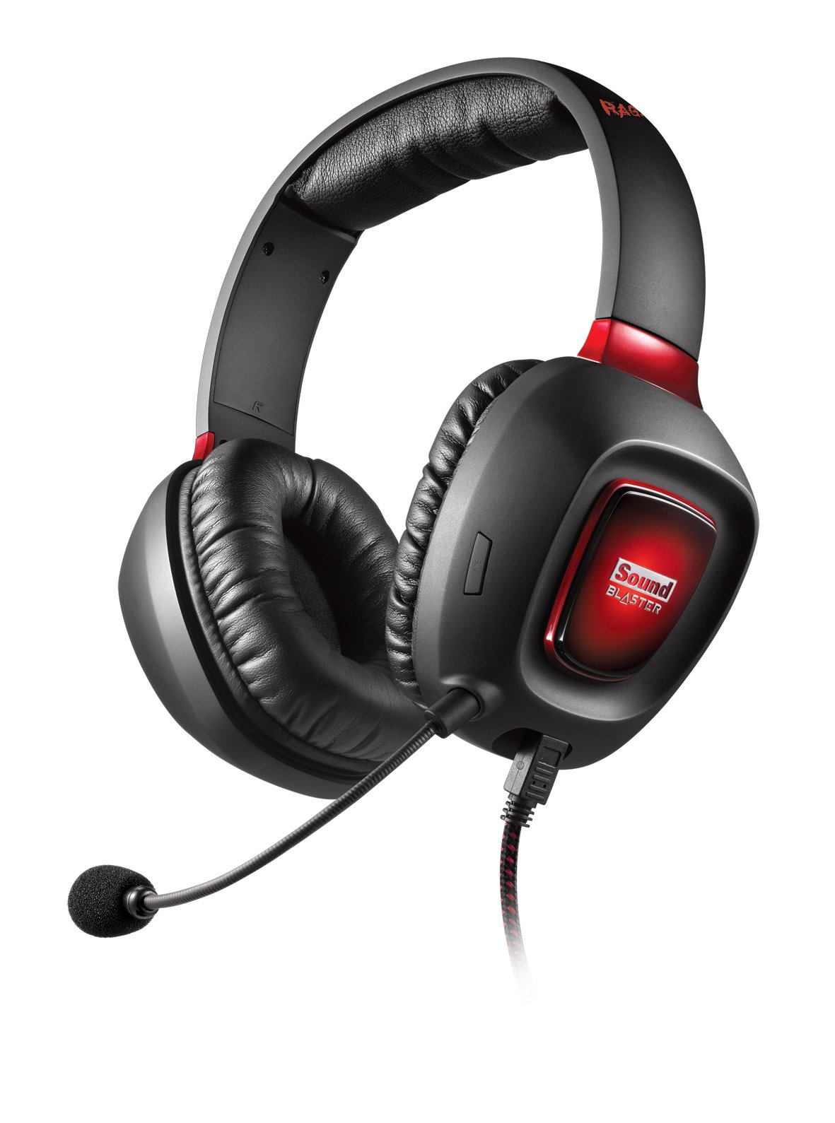 Creative Sound Blaster Tactic3D Rage USB Gaming Headset by Creative (Image #8)