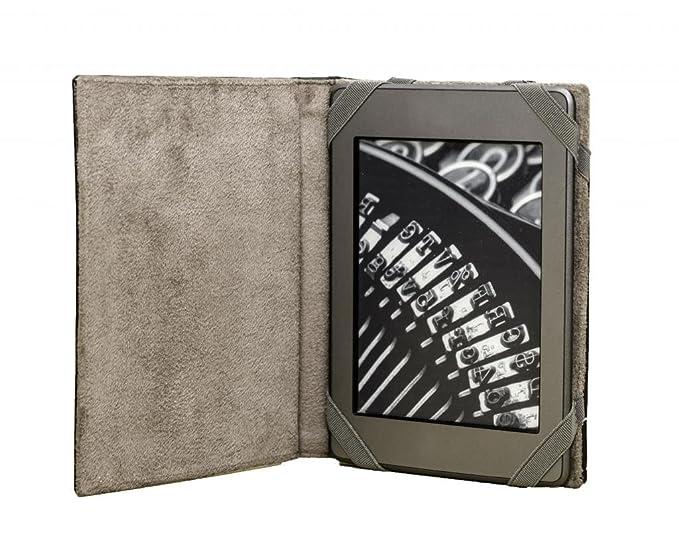 ANVAL Funda para EBOOK Sony PRS T1 Color Negro: Amazon.es: Electrónica