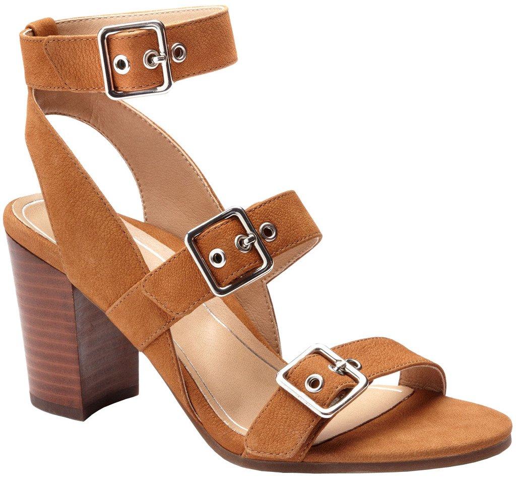 Vionic Women's Carmel Heeled Sandal Saddle 8 M