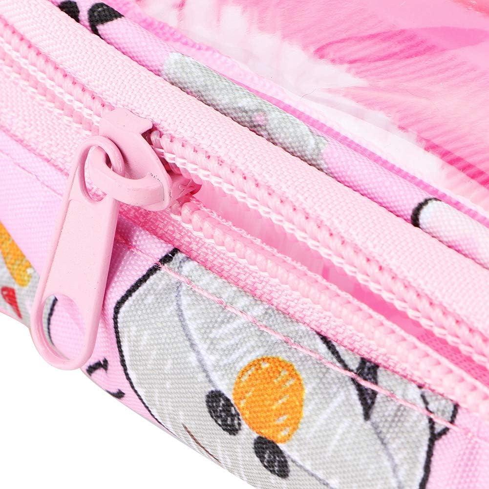 Juego de cuidado de u/ñas para beb/és Rosado 13 piezas kit de cuidado de la salud y cuidado de las u/ñas Juego de cuidado personal de limpieza diaria Incluye ganz/úas iluminadas para beb/és