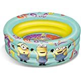 Despicable Me Minions 3 Rings Paddling Pool