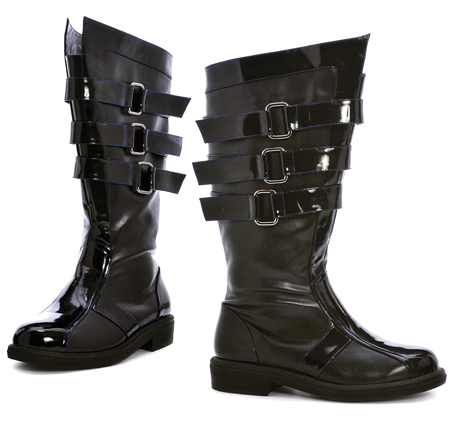 Ellie Shoes Men's Black Boot Sizes)