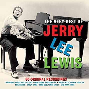 Amazon | The Very Best Of Jerry Lee Lewis [Import] | Jerry Lee ...