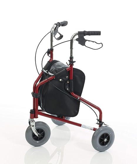 Simply Med - Andadores con tres ruedas: Amazon.es: Salud y ...