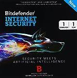 Bitdefender Internet Security Latest Version - 1 Device , 1 year (Voucher)