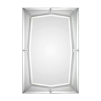 Amazon.com: sulatina espejo geométrico Edge 32