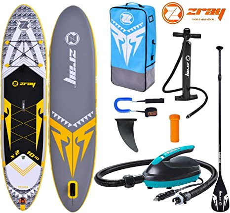 Zray X-Rider X 2 10.10 Sup Board Stand Up Paddle Surf-Board 330cm ...