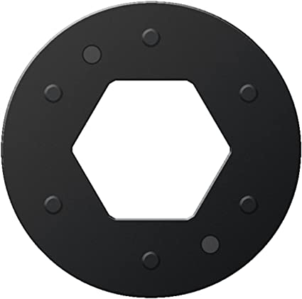 Hoja 7 que mezcla un para Worx SoniCrafter